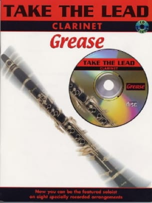 Take The Lead Grease - Partition - Clarinette - laflutedepan.com
