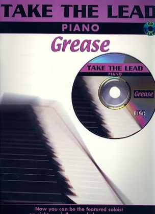 Take The Lead Grease Partition Comédie musicale - laflutedepan