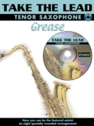 Take The Lead Grease - Partition - Saxophone - laflutedepan.com