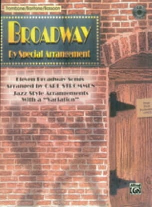 Broadway By Special Arrangement - Partition - laflutedepan.com