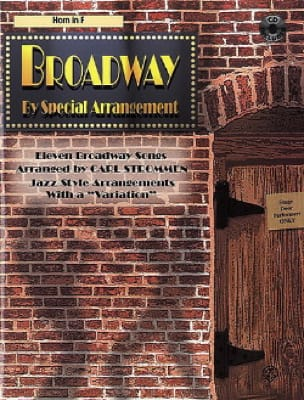 - Broadway By Special Arrangement - Sheet Music - di-arezzo.com