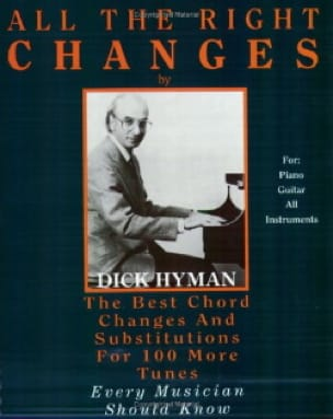 Dick Hyman - All The Right Changes - Partition - di-arezzo.fr