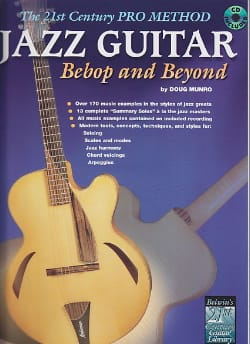 Jazz Guitar Bebop And Beyond - Doug Munro - laflutedepan.com