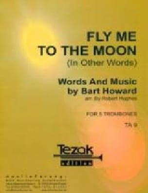 Bart Howard - Fly Me To The Moon - Partition - di-arezzo.fr