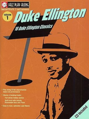 Jazz play-along volume 1 - Duke Ellington Duke Ellington laflutedepan