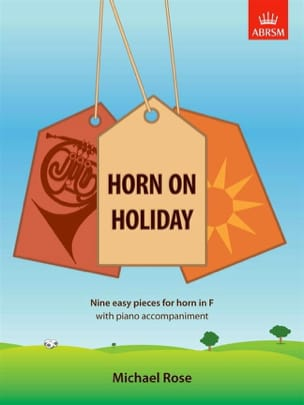 Michael Rose - Horn On Holiday - Sheet Music - di-arezzo.com
