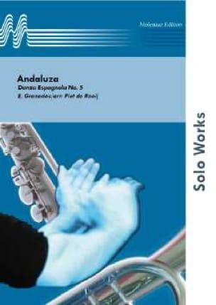 Enrique Granados - Andaluza Danza Spanish No. 5 - Sheet Music - di-arezzo.co.uk