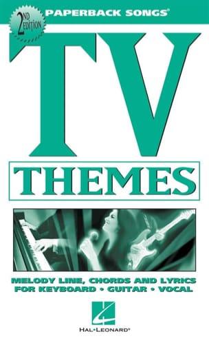 - Paperback Songs TV Themes - Sheet Music - di-arezzo.com