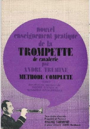 Trompette de Cavalerie Tome 2 André Trémine Partition laflutedepan