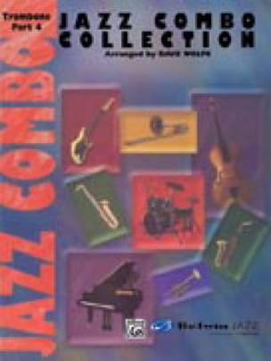 Jazz Combo Collection T. Saxo/3 Partition ENSEMBLES - laflutedepan