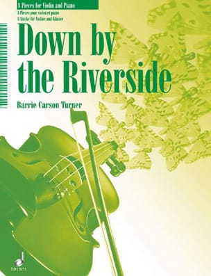 Down By The Riverside Partition Violon - laflutedepan