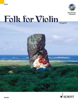 - Folk For Violin - Partition - di-arezzo.fr