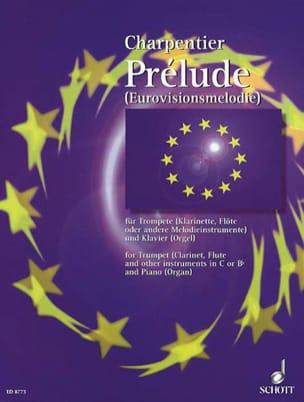 Prélude - Marc-Antoine Charpentier - Partition - laflutedepan.com