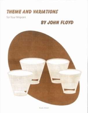John Floyd - Theme And Variations - Partition - di-arezzo.fr