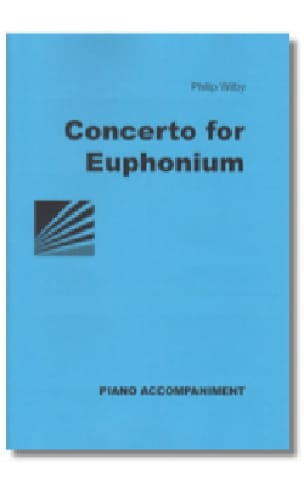 Philip Wilby - Concerto For Euphonium - Sheet Music - di-arezzo.com