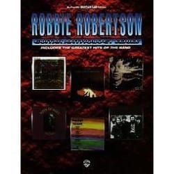 Guitar Anthology Series - Robbie Robertson - laflutedepan.com