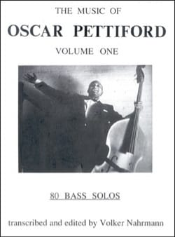 The Music Of Oscar Pettiford Volume One METHODE AEBERSOLD laflutedepan