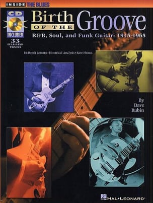 Dave Rubin - Birth Of The Groove - Sheet Music - di-arezzo.co.uk