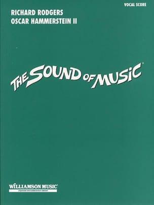 Rodgers & Hammerstein - El sonido de la música - Partitura vocal - Partitura - di-arezzo.es