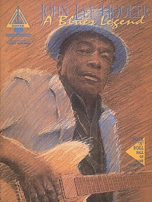 John Lee Hooker - A Blues Legend - Sheet Music - di-arezzo.co.uk