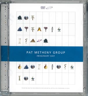 Pat Metheny - DVD Audio - Imaginary Day - Sheet Music - di-arezzo.co.uk