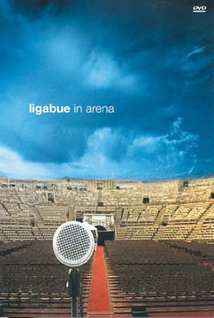 Ligabue - DVD - In Arena - Sheet Music - di-arezzo.com