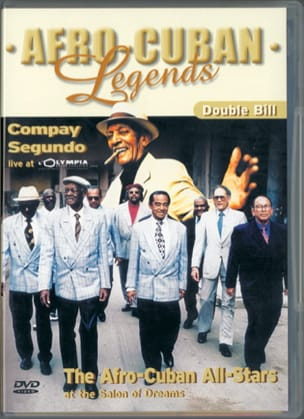 - DVD - Afro-Cuban Legends - Partition - di-arezzo.fr