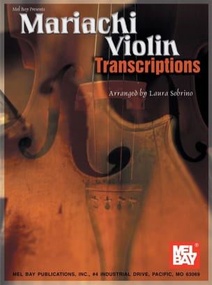 Mariachi Violin Transcriptions Traditionnel Partition laflutedepan