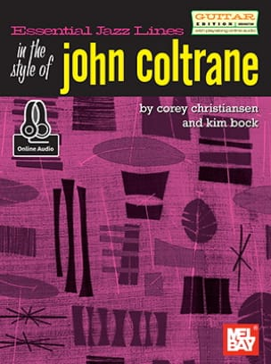 Essential Jazz Lines In The Style Of John Coltrane - laflutedepan.com