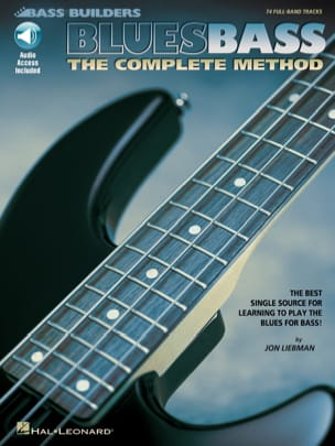 Jon Liebman - Blues bass: il metodo completo - Partitura - di-arezzo.it