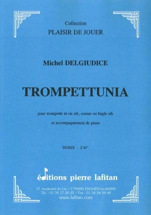 Giudice Michel Del - Trompettunia - Partition - di-arezzo.fr