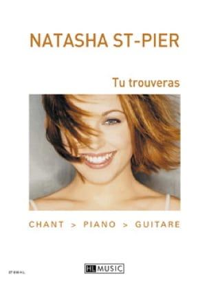 Natasha St-Pier - Encontraras - Partitura - di-arezzo.es