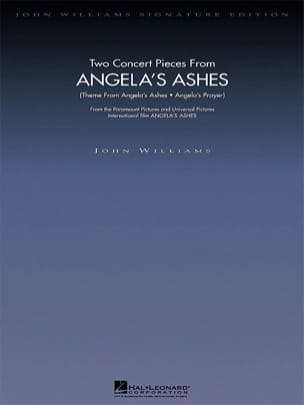 Two Concert Pieces from Angela's Ashes John Williams laflutedepan