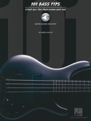Gary Willis - 101 Bass Tips - Sheet Music - di-arezzo.co.uk