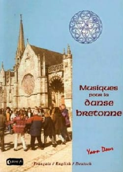 Yann Dour - Music For Breton Dance - Sheet Music - di-arezzo.com