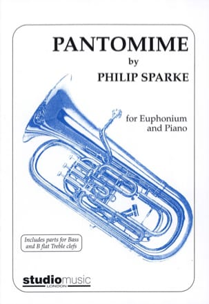 Philip Sparke - Pantomime - Sheet Music - di-arezzo.co.uk