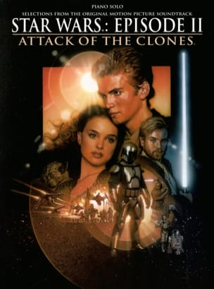 Star Wars Episode 2 - Attack Of The Clones John Williams laflutedepan