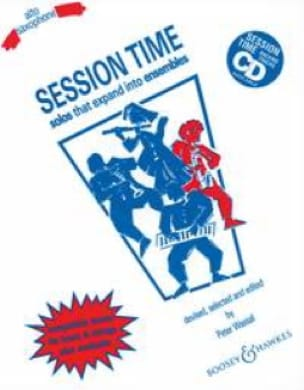 Session Time - Partition - Saxophone - laflutedepan.com