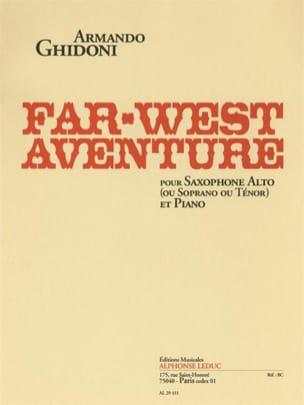 Armando Ghidoni - Far-West Adventure - Partition - di-arezzo.co.uk