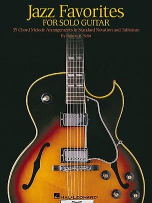 - Jazz Favorites For Solo Guitar - Sheet Music - di-arezzo.com