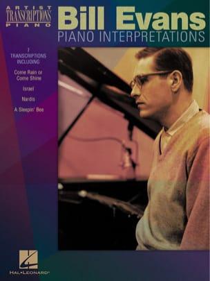 Piano Interpretations Bill Evans Partition Jazz - laflutedepan