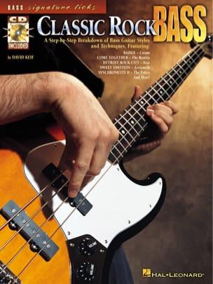 - Classic Rock Bass - Partition - di-arezzo.fr