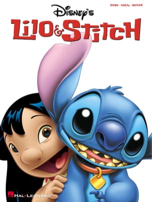 DISNEY - Lilo - Stitch - Sheet Music - di-arezzo.co.uk