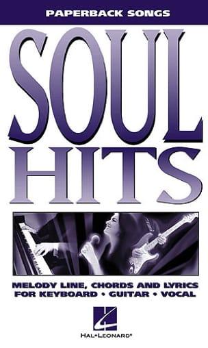Paperback songs - Soul Hits - Partition - Jazz - laflutedepan.com