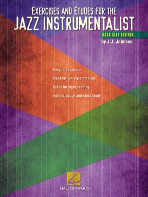 J.J. Johnson - The Jazz Instrumentalist - Partition - di-arezzo.fr