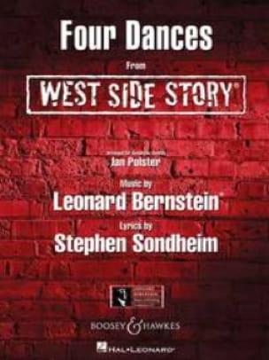Four Dances From West Side Story Leonard Bernstein laflutedepan