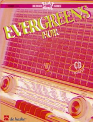 Evergreens - Partition - di-arezzo.fr