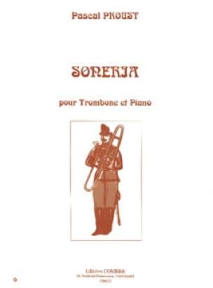 Pascal Proust - Soneria - Partition - di-arezzo.fr