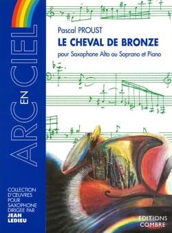 Le cheval de bronze - Pascal Proust - Partition - laflutedepan.com