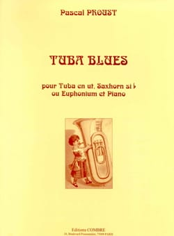 Pascal Proust - Tuba blues - Partition - di-arezzo.fr